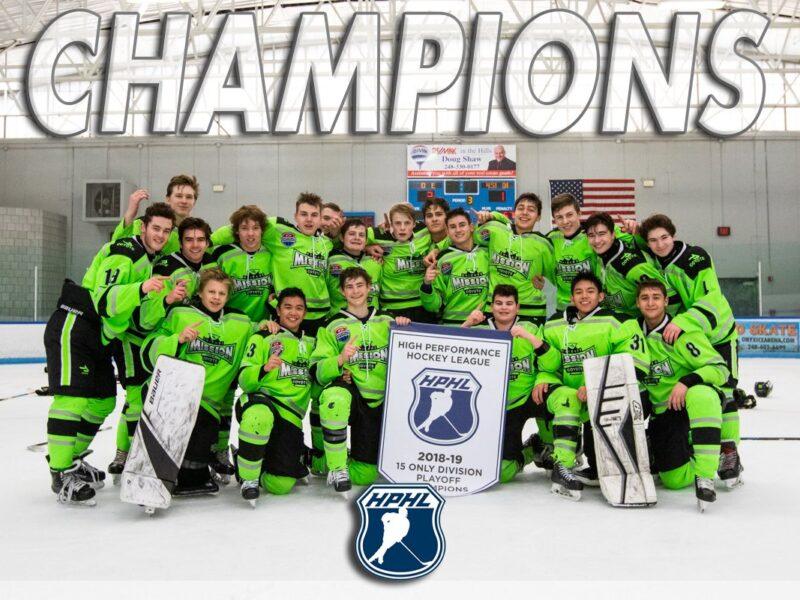 High Performance – Hockey League